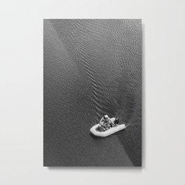 Wishing for a bigger boat Metal Print