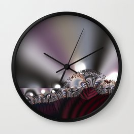 A highlight in life Wall Clock