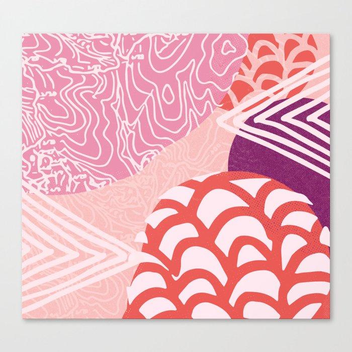 topanga Canvas Print