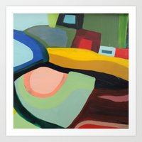 community Art Prints featuring the community by sylvie demers