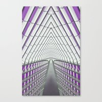 illusion Canvas Prints featuring ILLUSION by Ylenia Pizzetti
