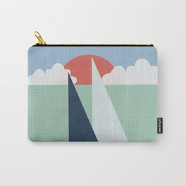 Regatta pastel Carry-All Pouch