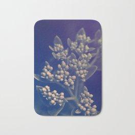 Floral Buds Bath Mat