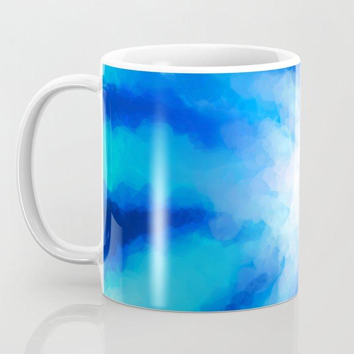 Tropical Sea Flower Coffee Mug