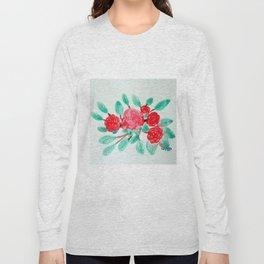 Roses V Long Sleeve T-shirt