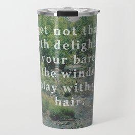 Never Forget Travel Mug