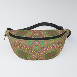 Kitty Klimt Kaleidoscope Fanny Pack