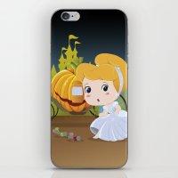 cinderella iPhone & iPod Skins featuring Cinderella by 7pk2 online