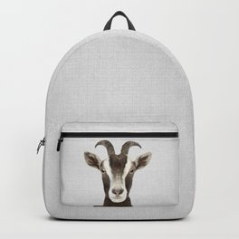 Goat - Colorful Backpack