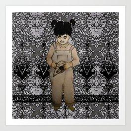 the brass monkey's brigade Art Print