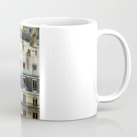 Paris Rooftop #2 Mug