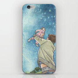May your future twinkle iPhone Skin