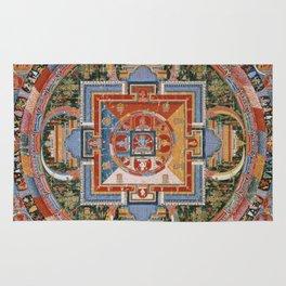 Mandala of Jnanadakini Rug