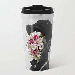 Happiness Mask Travel Mug
