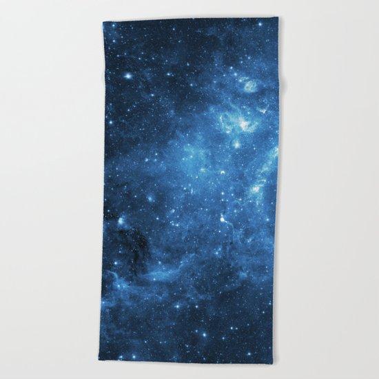 Galaxy Beach Towel