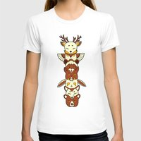 totem T-shirts featuring Totem by Freeminds