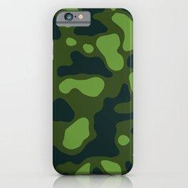 Camo 150 iPhone Case