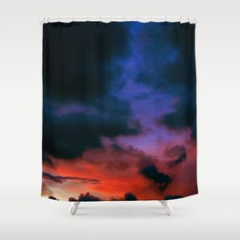 Sky- Love In Your Eyes Shower Curtain