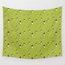 Soft Ice Cream Wall Tapestry