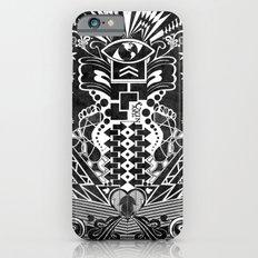 Insane Black & White Slim Case iPhone 6s
