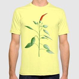 Little Hot Chili Pepper Plant T-shirt