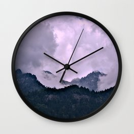Takeover Wall Clock