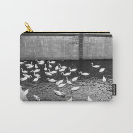 Swans in Berlin Carry-All Pouch