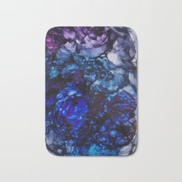 She Dreams at Night Bath Mat
