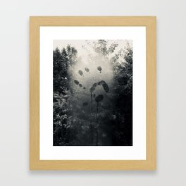 Last of Memory Framed Art Print