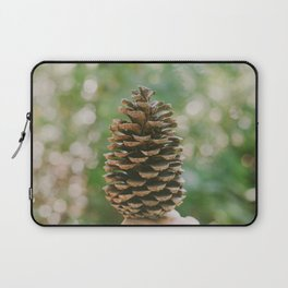 Pinecone in the Fall Laptop Sleeve