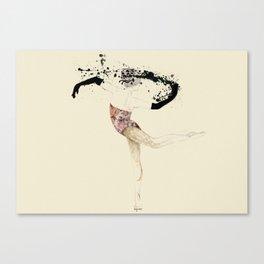 indepenDANCE #2 Canvas Print