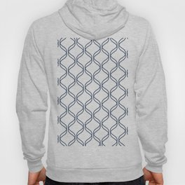 Double Helix - Navy #535 Hoody