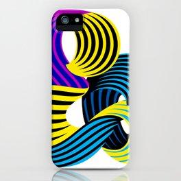 Robu Ampersand 01 iPhone Case