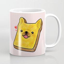 Frenchie Toast Coffee Mug