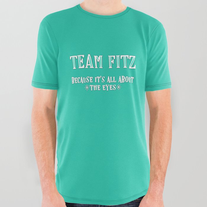 Team Fitz All Over Graphic Tee
