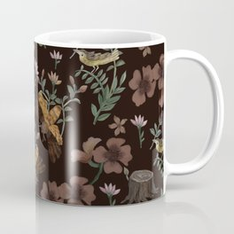 Forest Elements Coffee Mug