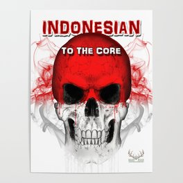 To The Core Collection: Indonesia Poster