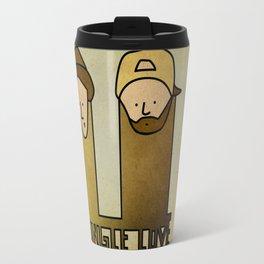 Jay and Silent Bob Strike Back (2001) Travel Mug
