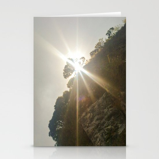 Shine Over Me Stationery Cards