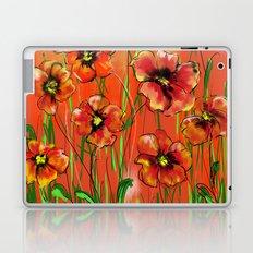 Poppy day Laptop & iPad Skin