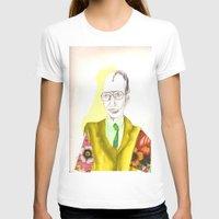 clown T-shirts featuring clown by Leah Thornton