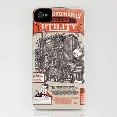 Extraordinarily Useless Utility iPhone (4, 4s) Slim Case