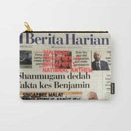 CAN YOU READ MALAY? Carry-All Pouch