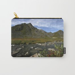 Hatcher Hike - Alaska Carry-All Pouch