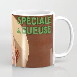 Vintage Beer Poster Coffee Mug