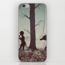 Wolf Parade iPhone Skin