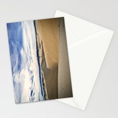 Sand Dunes and Ocean Views Stationery Cards
