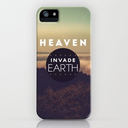 nVADE // Earth iPhone Case
