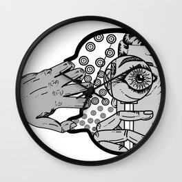 The Creators Wall Clock
