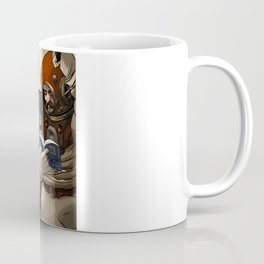 Aquarium on the 'R' Coffee Mug